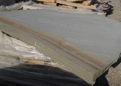 Natural Slabs Bluish and Large