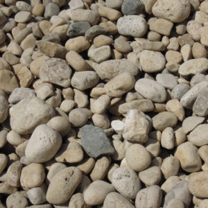 1 to 3 Inch Limestone River Rock