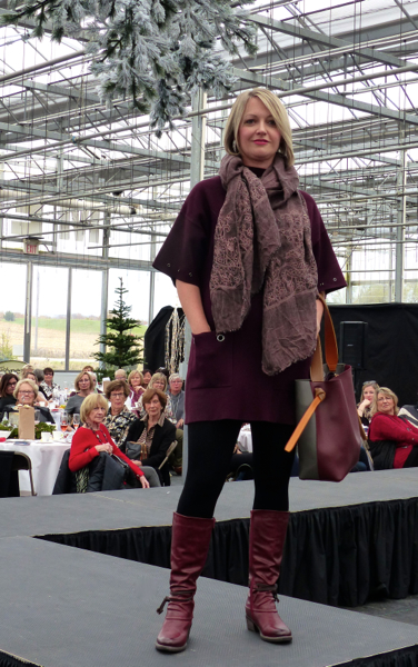 FashionShowBurgundies