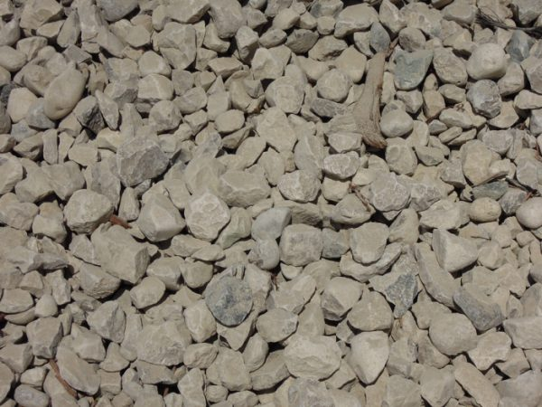 3/4 Inch Washed Stone