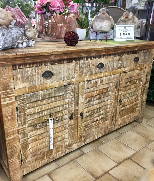 FurnitureIndoorOrganicSideboard